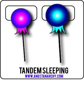 Tandem Sleeping