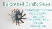 Inbound Marketing: reducing impotent rage toward Facebook Sales People since 2006