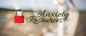 Anxiety Resources